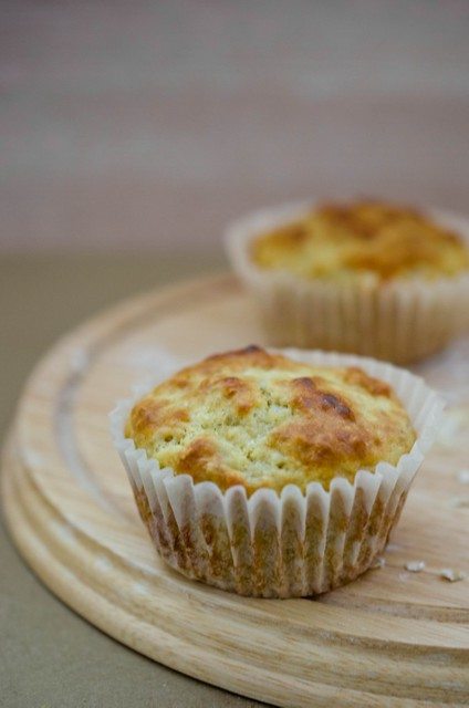 Thomas Crosby Muffins (Cheese and Bacon Breakfast Muffins)