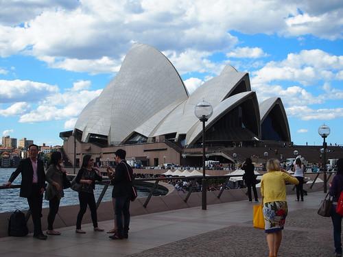 Sydney Opera House(シドニー・オペラハウス) P9126330