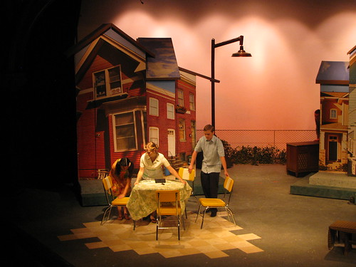 Theatre Arts - The Good Times are Killing Me, Fall 2012