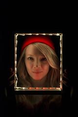 LED Portrait Frame