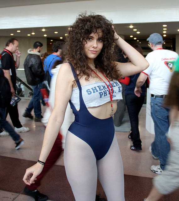 Gina B Cosplay is mad hot