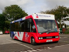 automobile, vehicle, optare solo, transport, mode of transport, public transport, dennis dart, minibus, land vehicle, bus,