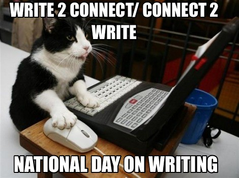 Meme for national day in writing