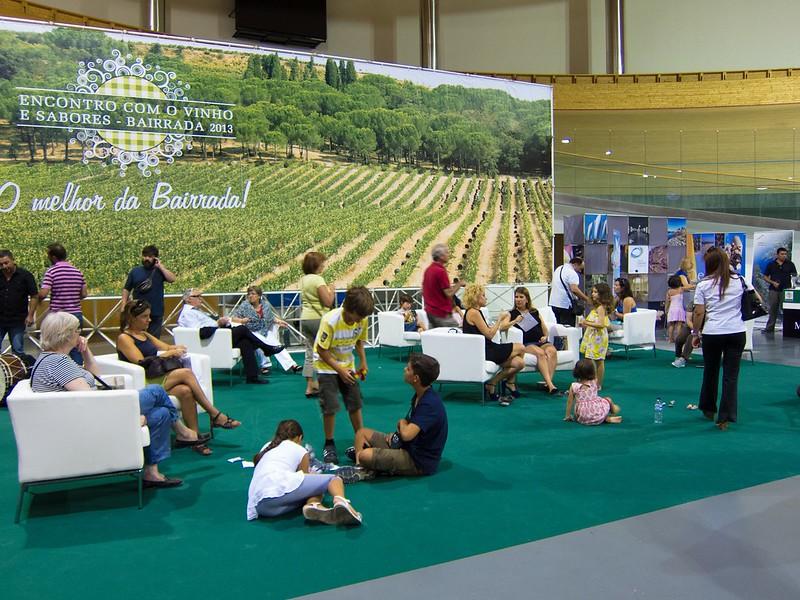Encontro com o Vinho e Sabores - Bairrada 2013