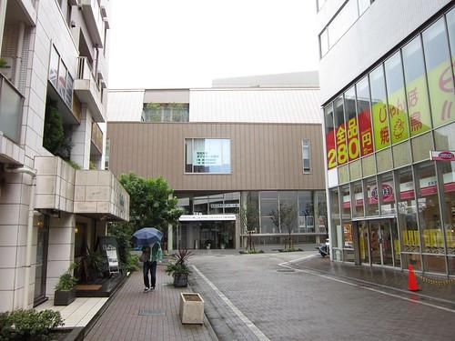 和光大学ポプリホール 2013年10月26日11:32 by Poran111