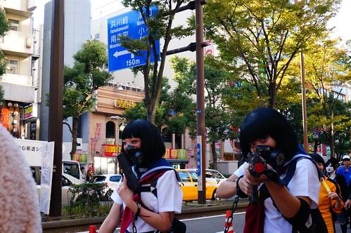 Kawasaki Halloween Parade 2013 38