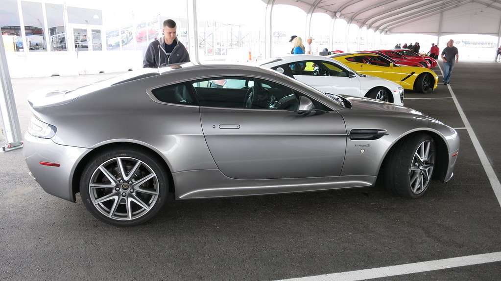 Exotics Racing Aston Martin Vantage S