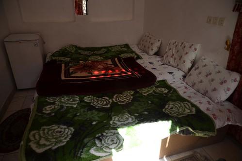 Habitación del Oasis Hotel (Yazd)