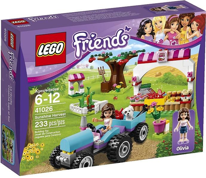 Heartlake Times 2014 Lego Friends Sets