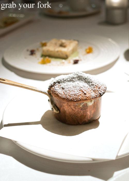Torta mascarpone at Buon Ricordo, Paddington