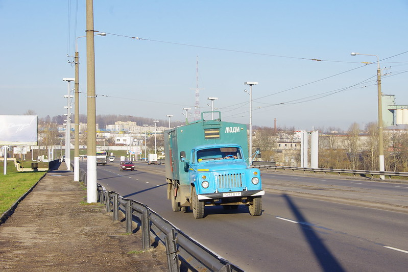 GAZ-52 - cars in Belarus
