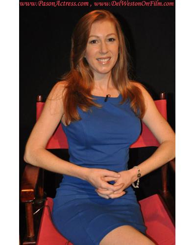 VICKI: Redhead actress tv