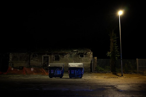 """291/365 - """"Night Walking"""" nr.18 by Luca Rossini"""