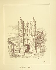 """British Library digitised image from page 39 of """"Picturesque York [With illustrations.]"""""""