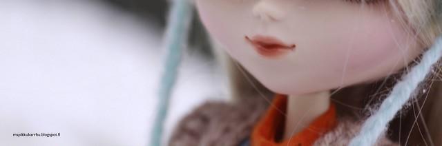 Erin's lips