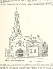 """British Library digitised image from page 55 of """"Robertson's Landmarks of Toronto. A collection of historical sketches of the old town of York from 1792 until 1833 (till 1837) and of Toronto from 1834 to 1893 (to 1914) . Also ... engravings ... Published"""