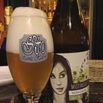 ベルギービール大好き! ミスタングェット Mistinguett