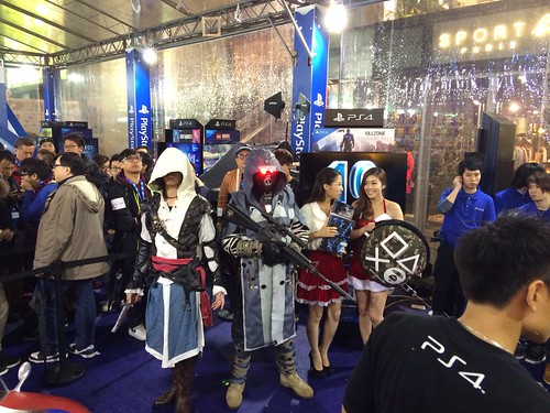 PS4 HK Launch
