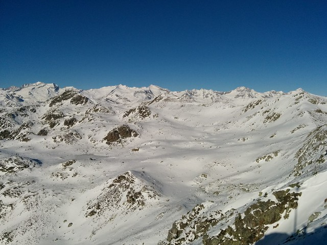 Gipfelausblick Sambock
