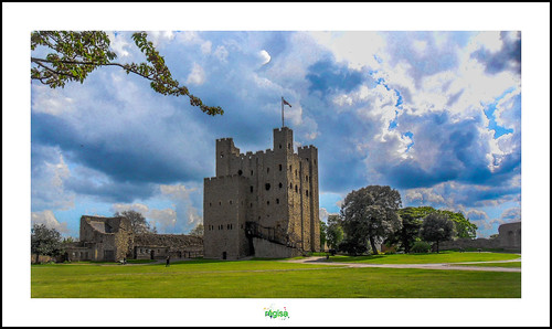 ROCHESTER CASTLE by régisa