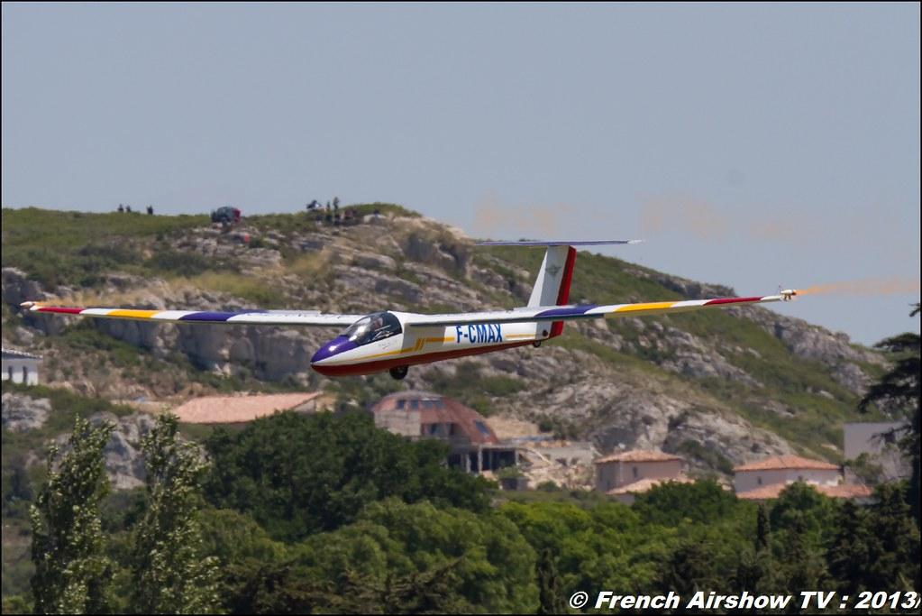 Pilatus B4, Denis HARTMANN ,60 ans Patrouille de France , Meeting Aerien 2013