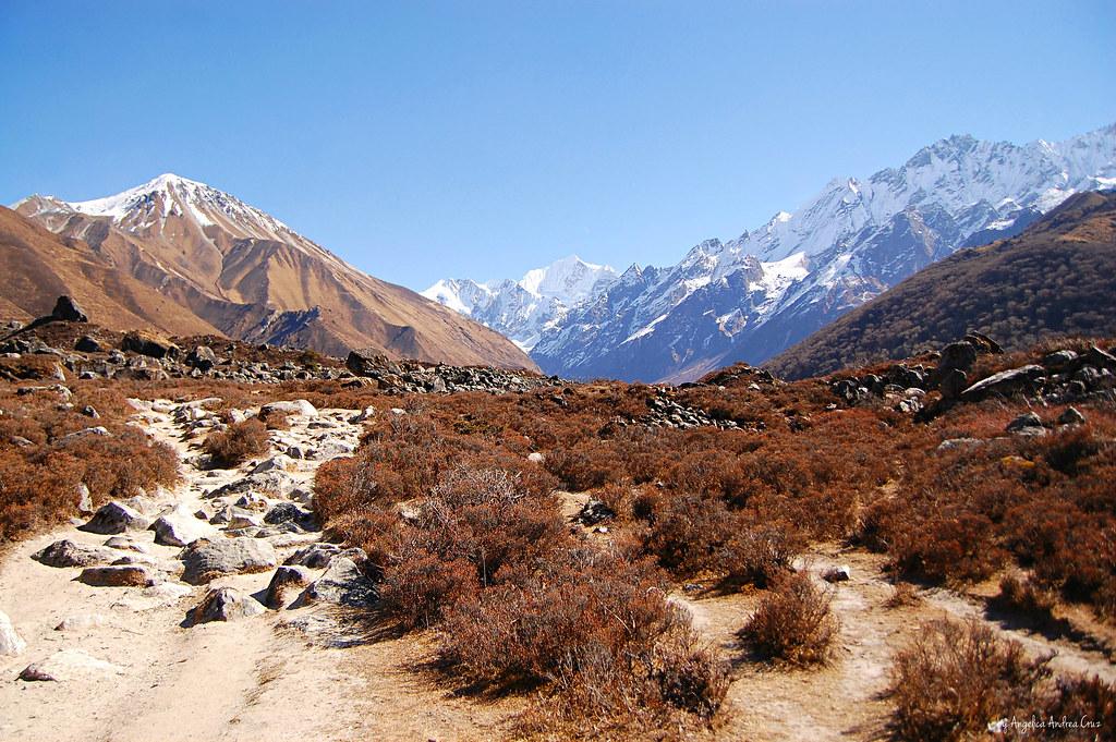 Langtang Trek, Nepal