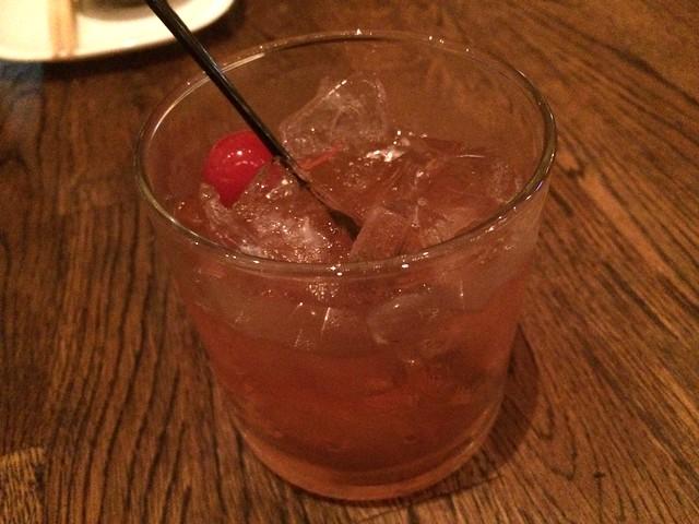 Manhattan cocktail - Barracuda Sushi