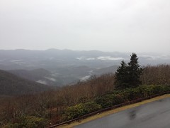 View to the Southeast from Brasstown Bald
