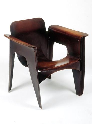 14. Rietveld, fauteuil Birza, 1927