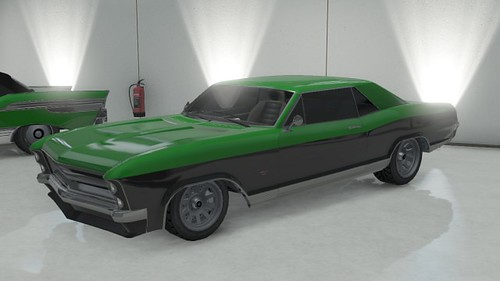 Grove Street Gang Cars - GTA Online - GTAForums
