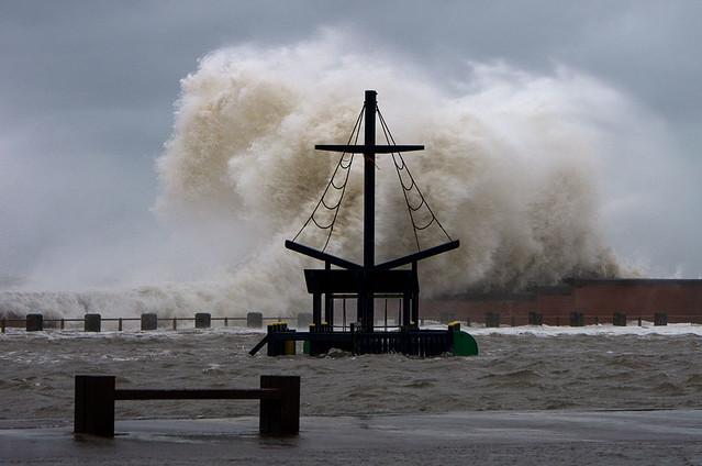 Prestwick High Tide