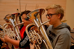 SYBB 2014-01-04 - Johannes och Andreas- Eufonium