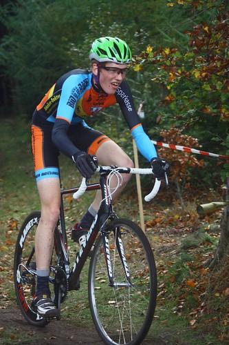 Alexander Schlenkrich mit Platz 24. bei der Deutschen Meisterschaft