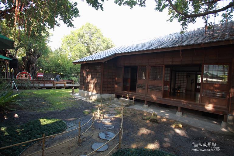 台南私藏景點--夕遊靜泊行館 (1)
