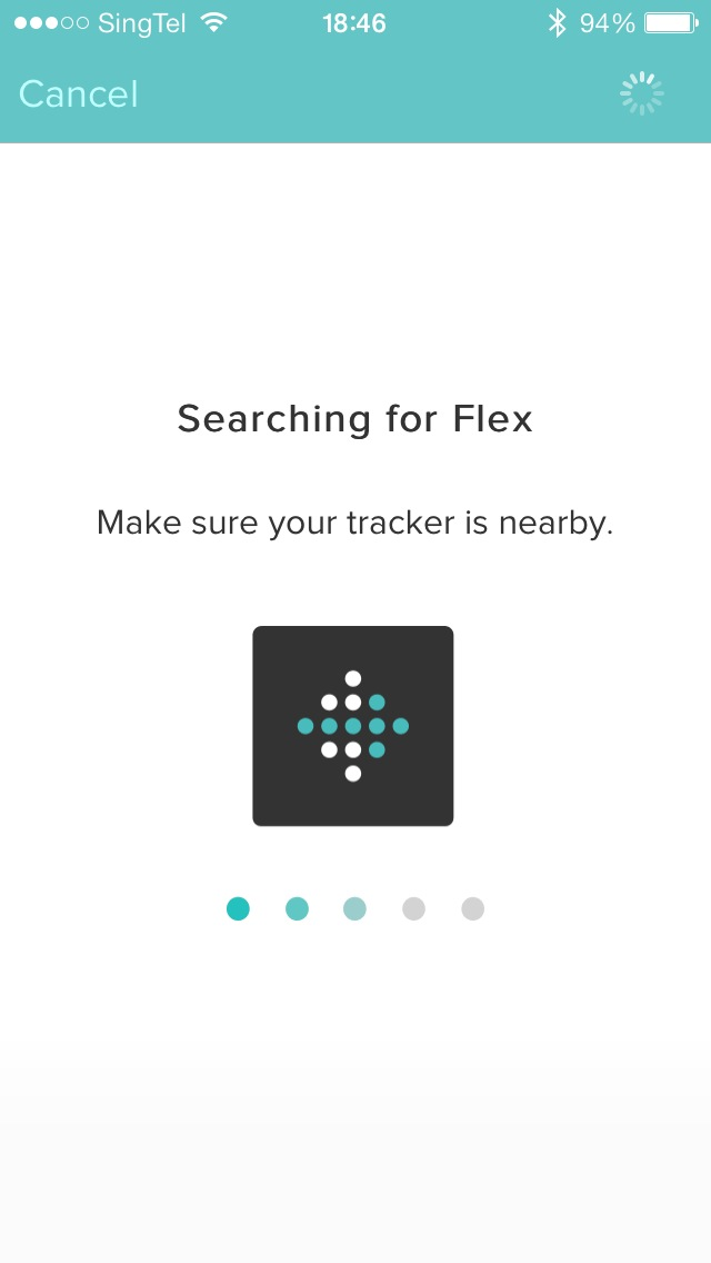 Fitbit Flex Review « Blog | lesterchan.net