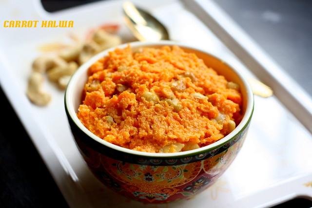 Carrot halwa-3