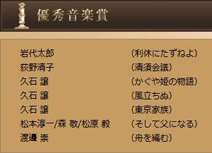 140117(1) -《風起》《魔法少女小圓 新編 叛逆的物語》等5部劇場版將角逐「第37屆日本奧斯卡」最佳動畫長片! 2 FINAL