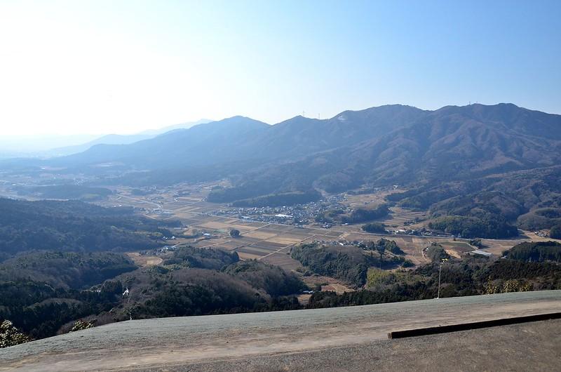 発射台からの景色