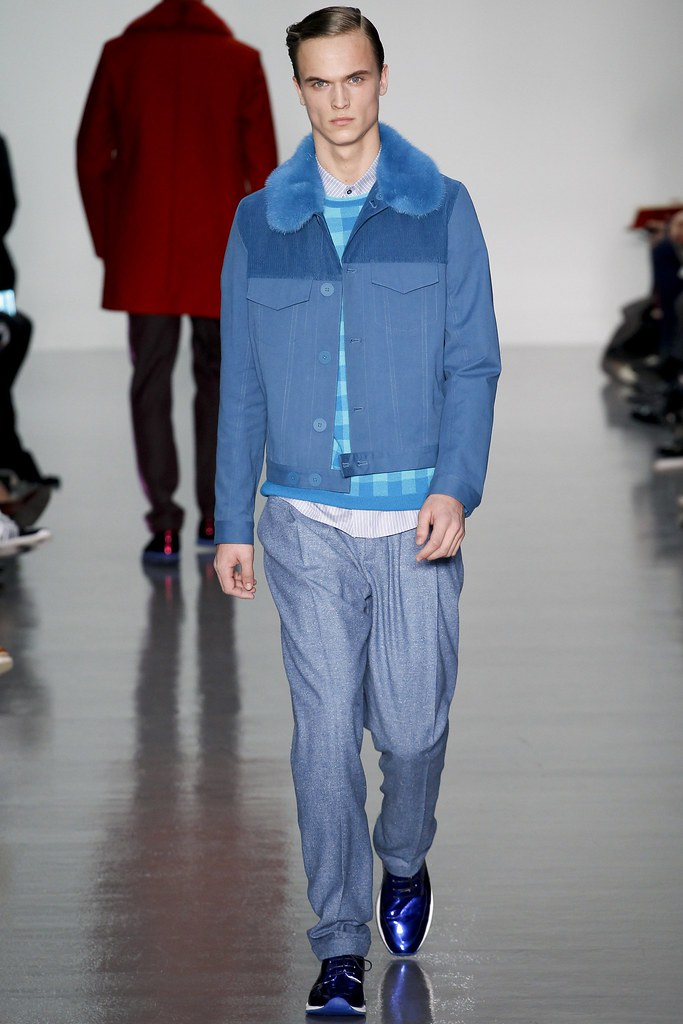 FW14 London Richard Nicoll003_Louis Steyaert(VOGUE)