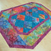 247_Rainbow Batik Table Runner_a