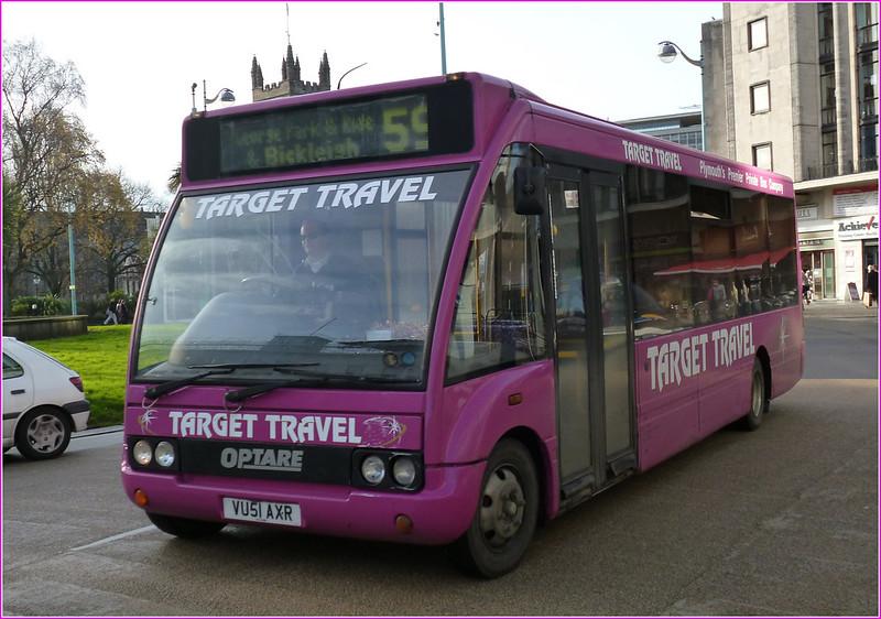 Target Travel VU51AXR