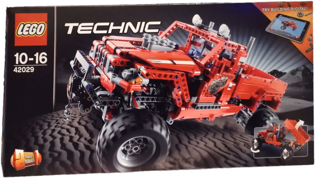 LEGO Technic 42029 - Customized Pickup Truck