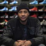 Carmelo Anthony Flight 23
