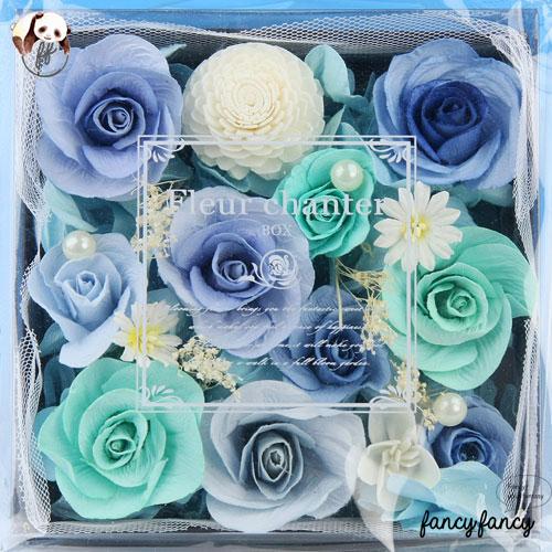 22.浪漫玫瑰珍珠香氛盒-粉藍