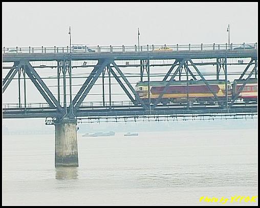 杭州 錢塘江 - 003 (錢塘江大橋)
