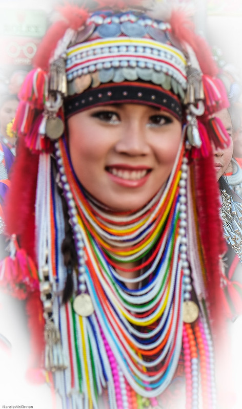 Hill Tribe Portrait