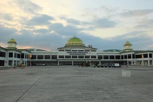 Bandara Sultan Iskandar Muda, Banda Aceh