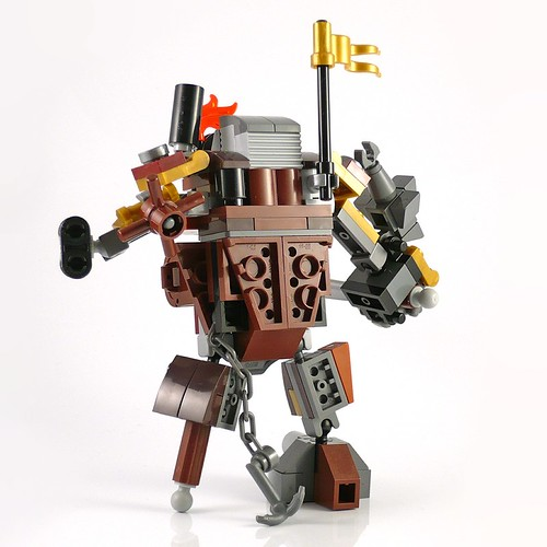 70810 MetalBeard's Sea Cow figures 06-2