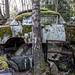 Bastnas Car Cemetery