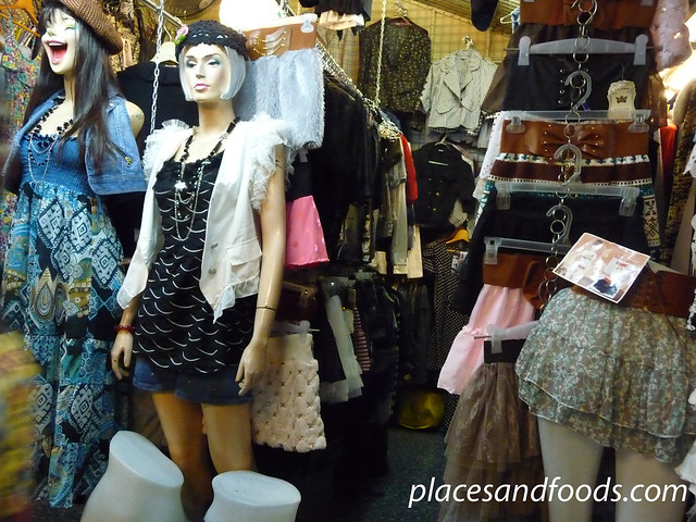 hatyai asean night market ladies fashion